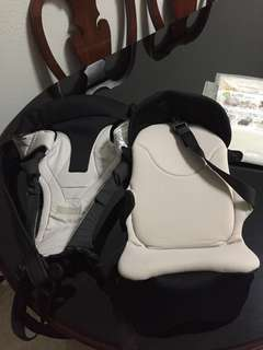 Combi magical compact baby carrier