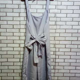 Jumpsuit pita grey