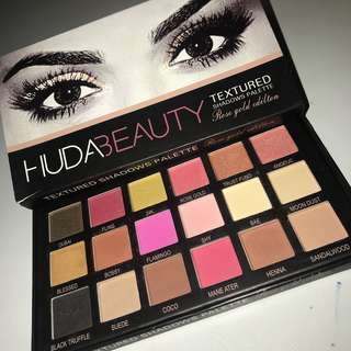 Huda Beauty Eye Shadow (Rose Gold)