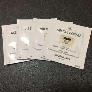 Guerlain Abeille Royale Night Cream 1ml