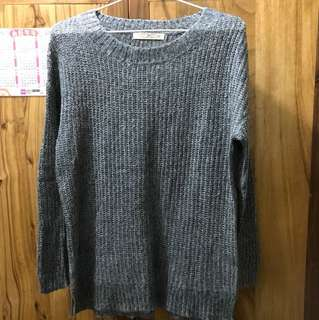 Global work sweater knitwear