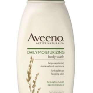 Aveeno Body Wash - Daily Moisturizing Wash 354mL