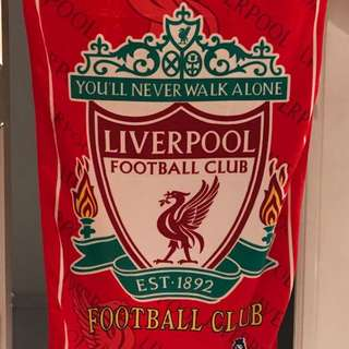 Liverpool towel mouse pad wristband drawstring bag