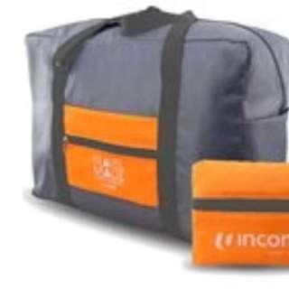 NTUC Foldable Travel Bag