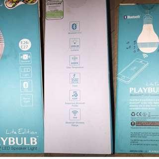 PLAYBULB Bluetooth LED Speaker Light