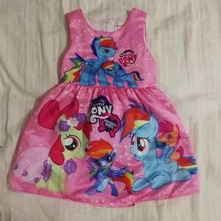 Preloved My Little Pony Dress
