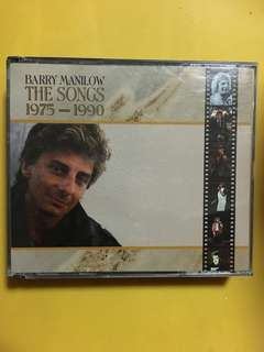 Barry Manilow 2 Discs Box set Cd