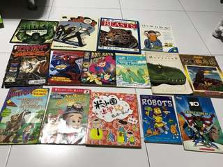 Bundle children books