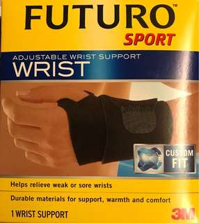 Futuro Adjustable Wrist Support