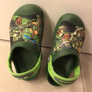 Ninja Turtle Crocs