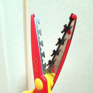 Disney Mickey Cut-out Scissors