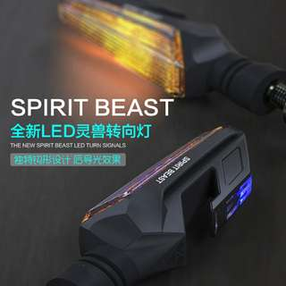 Universal LED Motorcycle Turn Signals