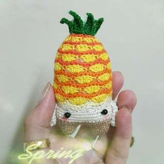 Amigurumi Pineapple🍍