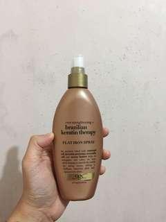 Brazilian Keratin Therapy Flat Iron Spray