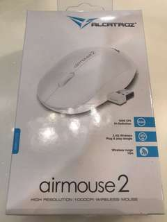Wireless Air Mouse 2