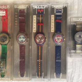 Swatch new stock