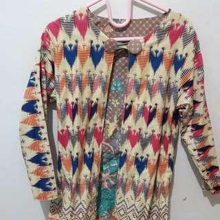 Outer batik 😍