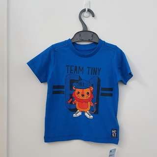 Tee tiny team mothercare