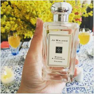 JO MALONE MIMOSA & CARDAMOM for Unisex, 3.4 Ounce