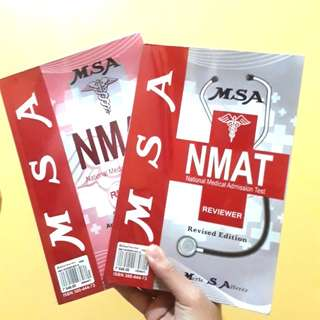 NMAT Reviewers