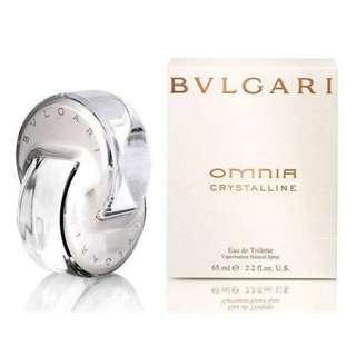 Omnia Crystalline for Women Eau De Toilette Spray 2.2 Oz / 65 Ml by Bulgari