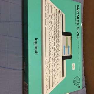 Bluetooth keyboard : K480 Logitech