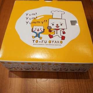 🚚 豆腐人兒童餐具組