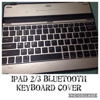 iPad 2/3/4 bluetooth keyboard cover