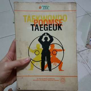 Taekwondo poomse taeguk