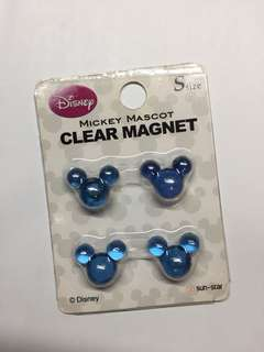 Mickey clear magnet