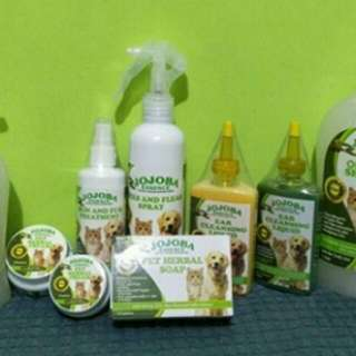 ORGANIC PRODUCTS for dogs and cats