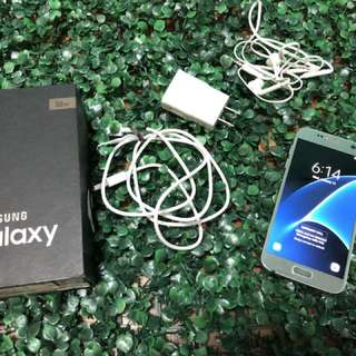 Samsung galaxy s7 silver 32gb openline