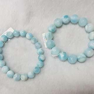 海纹石手铢 (Larimar Bracelets)