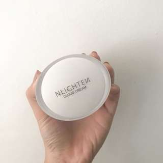 Nlighten Cloud Cream Moisturizer