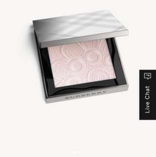 BN BURBERRY FRESH GLOW HIGHLIGHTER PINK PEARL