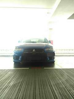 Mitsubishi Evolution X SST