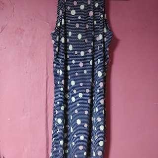 thin dress
