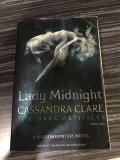 The Dark Artifices: Lady Midnight