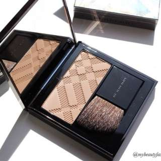BN BURBERRY DARK EARTHY BLUSH