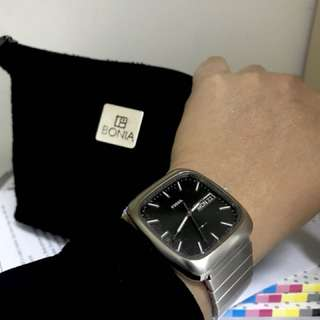 Fossil watch unisex authentic preloved