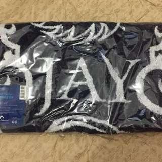 Jay Chou The Era Concert Towel