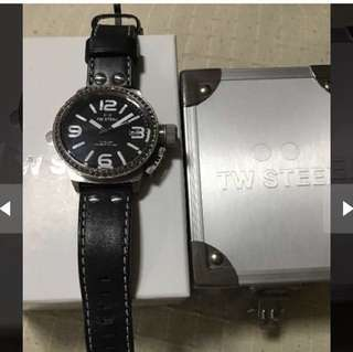 Authentic preowned tw steel watch