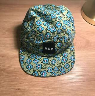 Huf 5 panel hat from the USA
