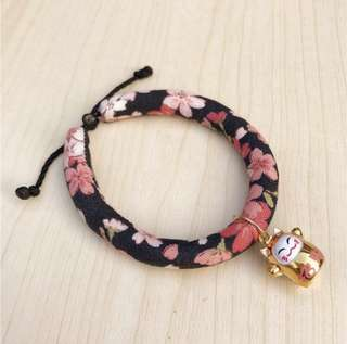 🌸 japan pet collar tag