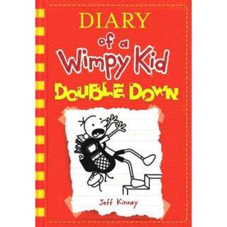 Diary Of A Wimpy Kid- double down