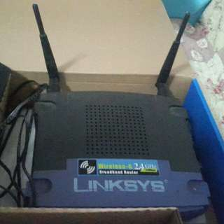 Linksys Router 2.4GHz