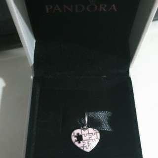 Pandora - Complete My Heart Charm