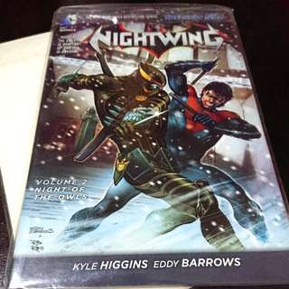 *Free Postage*Nightwing Tpb Vol. 2 Night of The Owls