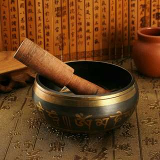 105mm Tibetan Singing Bowl