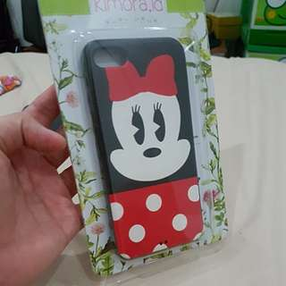 MINNIE MOUSE SOFT CASE FOR Iphone7